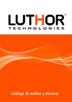 Luthor - Catálogo