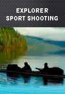 catálogo explorer hunting sport shooting